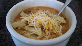 Homemade By Holman: Chicken Tortilla Soup