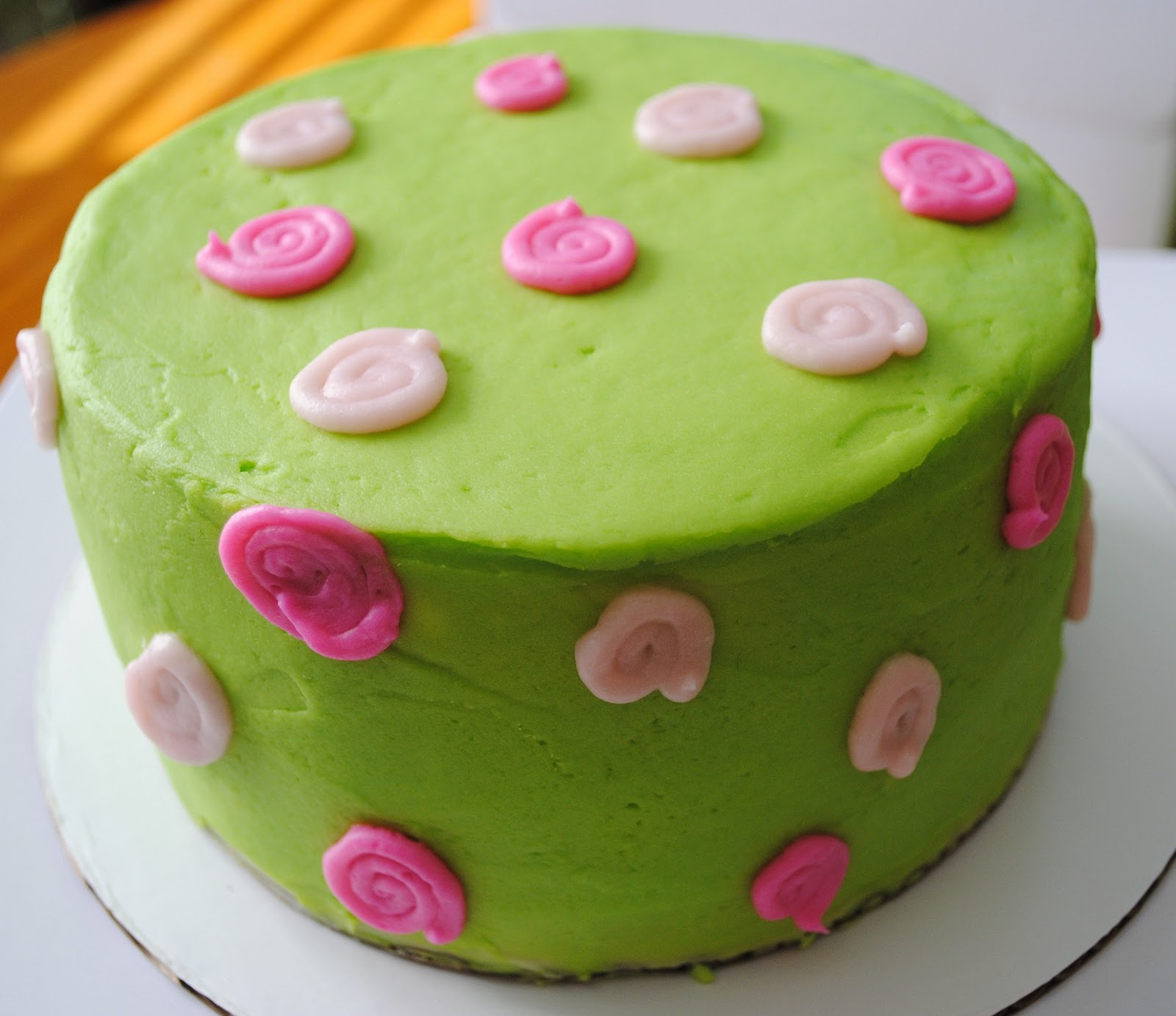 Images Of Homemade Birthday Cake : Homemade By Holman: Classic Yellow Birthday Cake