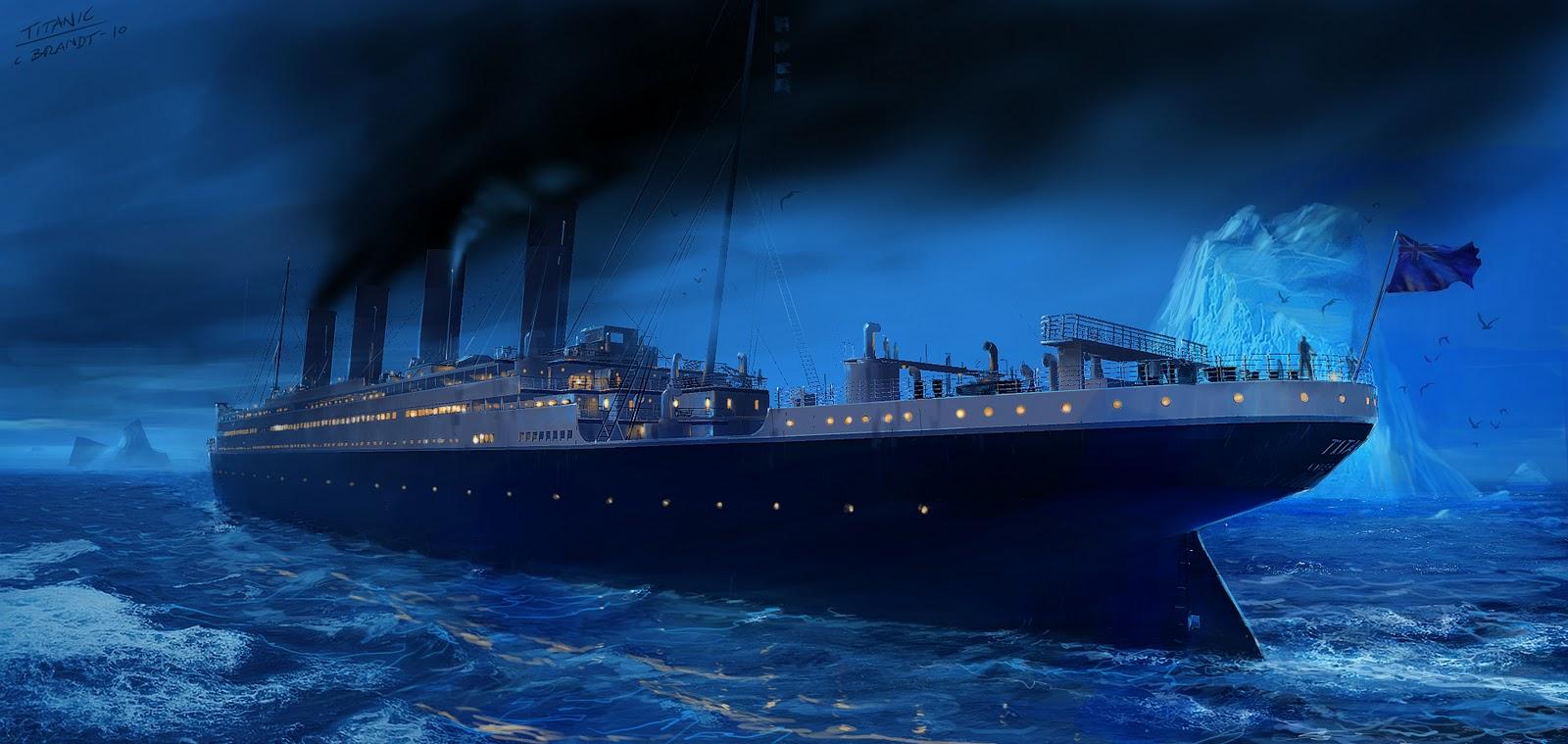 SkalleBlog: Titanic -