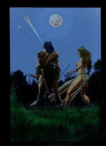 Conan x Predador