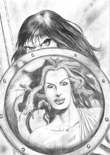 Conan x Medusa