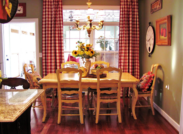 Savvy southern style my french country inspired kitchen for French country green kitchen