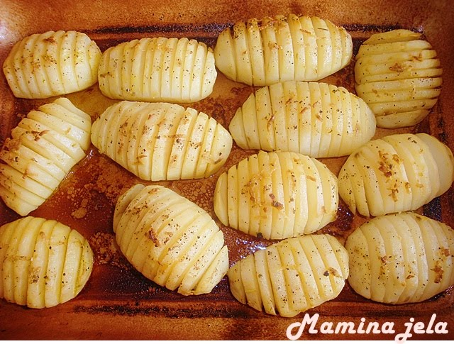 Pikantni lepeza krompir