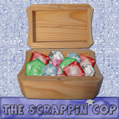 Pine display box by The Scrappin Cop ScrappinBoxCUPineBox_preview