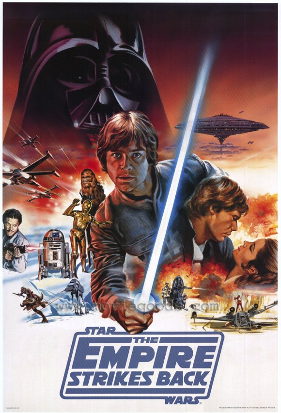 an analysis of luke in a new hope and the empire strikes back Empire strikes back: han and luke are helping set up a new rebel base on an ice world luke is captured by a fierce creature han and chewie discover an imperial probe droid when luke doesn't return, han goes out to find him luke escapes the creature, but is lost in the snow delirious, luke is told by obi wan to find yoda han rescues luke.