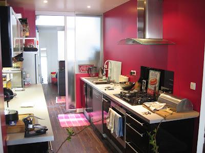 Bastille appart loft a vendre cuisine equip e 9m2 for Cuisine 9m2 ouverte