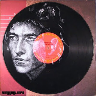 Bob Dylan - (i) inspired by photo by Daniel Kramer