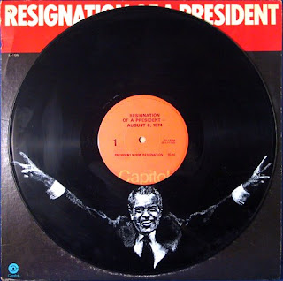 Nixon's Resignation Speech