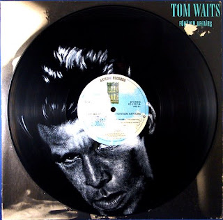 Tom Waits - (i) inspired by photo by George Hurrell