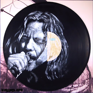 Eddie Vedder - (i) inspired by photo by Paul Martin