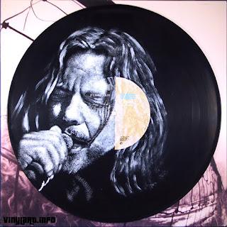 Eddie Vedder - (i) inspired by photo by Paul Martin