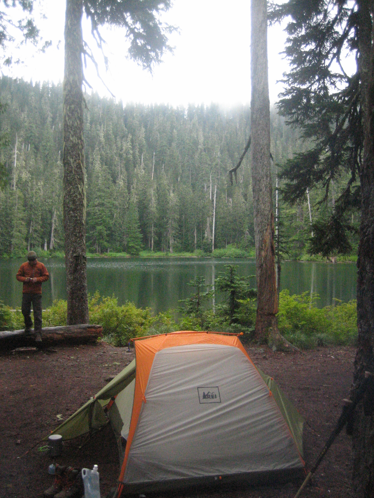 Tags Picture of Product & Brads Boring Blog: My Review of REI Cirque ASL 2 Tent