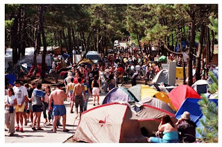 CAMPING-Festival Celta Ortigueira, Hotel A Vía Láctea