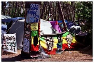 Camping-Festival Celta Ortigueira-hotel A Vía Láctea