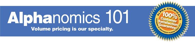 Alphanomics 101