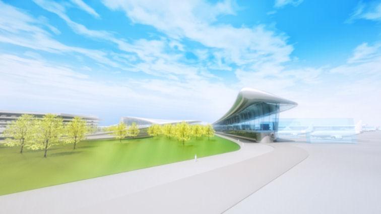Aeroporto Viseu : Duas igrejas sátão viseu maquete do novo aeroporto de