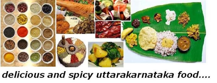 DELICIOUS AND SPICY...UTTARAKARNATAKA  FOODS