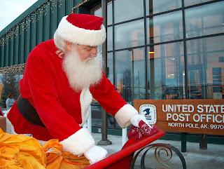North pole holiday cancellation