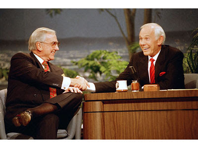 The Johnny Carson Show movie