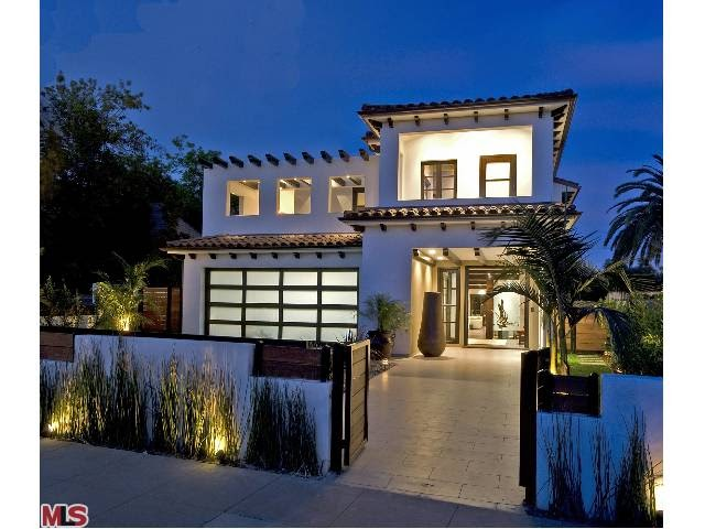 The westwood real estate market blog what did that for Contemporary mediterranean homes
