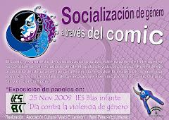 EXPOSICIÓN ESTEREOTIPOS FEMENINOS EN EL CÓMIC