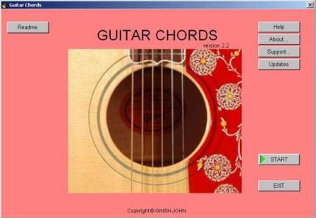 Download Free Guitar Chords 2.2