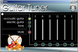 Free Aplikasi | Software Download Mac OSX Guitar Tuner 1.50
