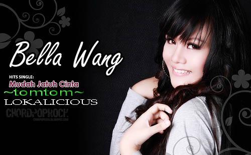 Lirik Lagu Bella Wang - Biarkan Cinta