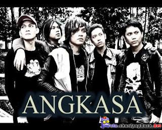Poster Angkasa Band