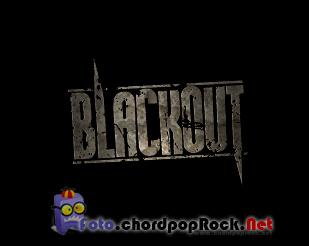 Foto Blackout Resiko Orang Cantik Chord Gitar | Kunci Gitar