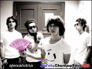 Alexandria Penipu | Chord Gitar Kunci Gitar