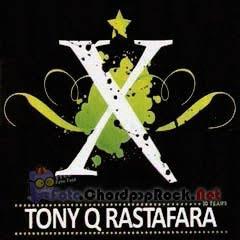 Tony Q Rastafara Rambut Gimbal