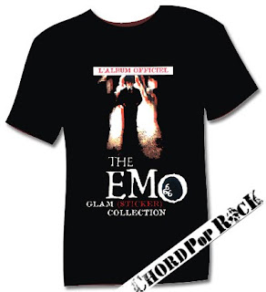Images T-shirts The Emo