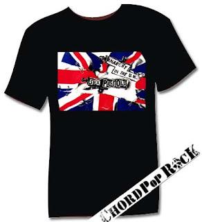 Images Distro T-shirts Sex Pistols
