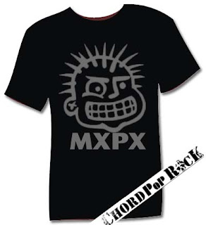 Images T-shirts Punk Rock - MXPX