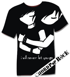 Images T-shirts broken heart - EMO