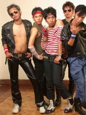 Foto Cover Chord Club Eighties 80's Cinta dan Luka