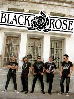 Foto Black Rose Berbagi Hati