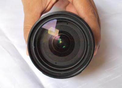 Cara Mudah Membersihkan Sendiri Jamur Pada Lensa Kamera DSLR