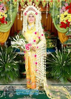 Foto penganten Banjar