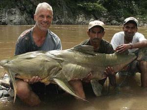 Ikan-Ikan Raksasa Berwajah Aneh dan Langka - Aziscs1.Co