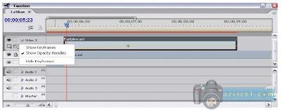 Cara Mengatur Opacity Pada Adobe Premiere Pro