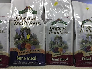 Bone Meal and Dried Blood for Sale