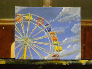Topeka Fiesta Ferris Wheel