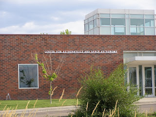 Center for Astrophysics and Space Astronomy