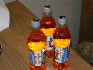 3 Bottles of Diet Irn Bru