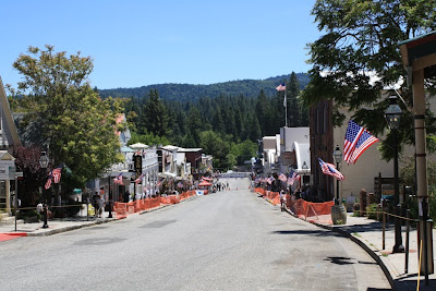 Broad Street for the Nevada City Classic