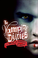 Vampire Diaries 1 cover