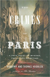 Crimes Of Paris cover