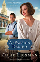 A Passion Denied cover